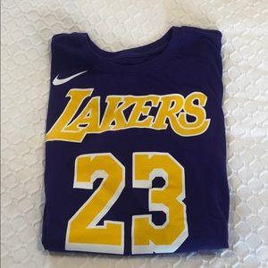 Bron bron Lakers T-shirt